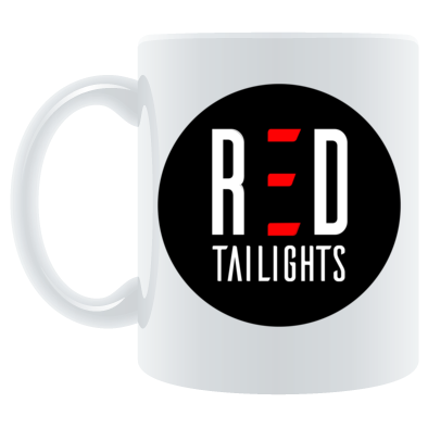 Red Tailights Band Design #195890