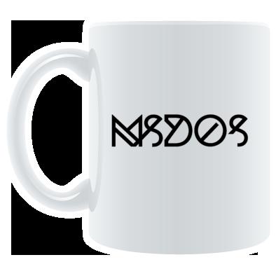 MSDOS Mug