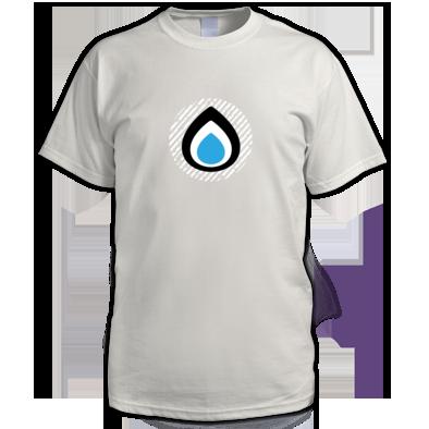 Liquid Drops Men's T-Shirt