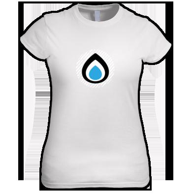 Liquid Drops Women's T-Shirt