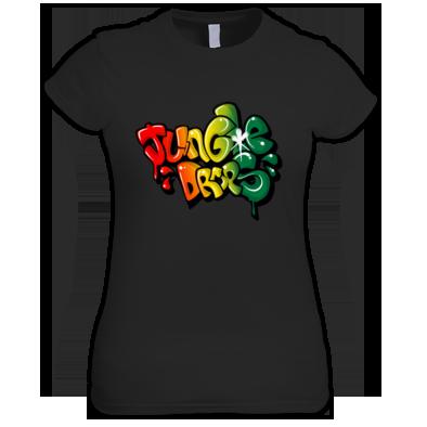 Jungle Drops Women's T-Shirt