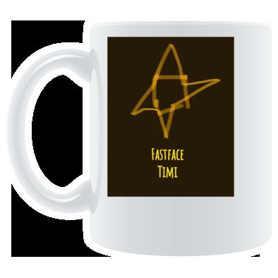 Fastface Timi Logo Official Mug