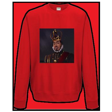 Jay-M I Am The Gospel sweatshirt