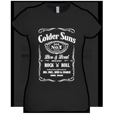Colder Suns - No7 Ladies T-Shirt