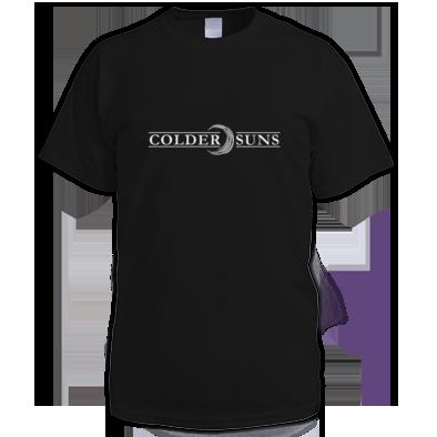 Colder Suns - Logo Mens T-Shirt