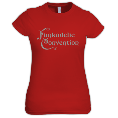 Funkadelic Convention Womens T-Shirt