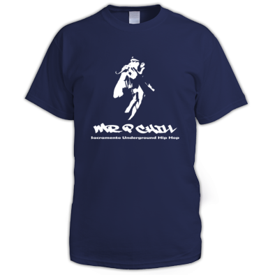 Sacramento Underground Hip Hop - Mens Shirt