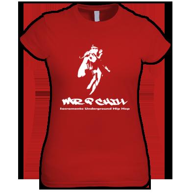 Sacramento Underground Hip Hop - Womens Shirt