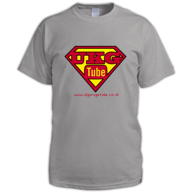 Super UKG Logo Men's Tee
