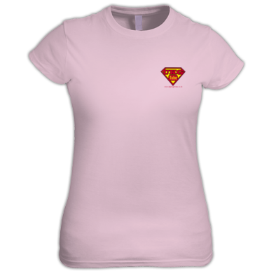 Super UKG Small logo Women's Tee