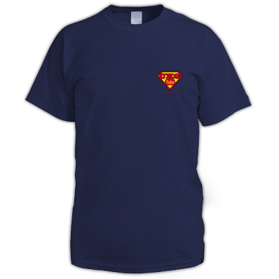 Super UKG Small Logo Men's Tee