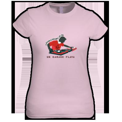 UKG Flava Logo Women's Tee