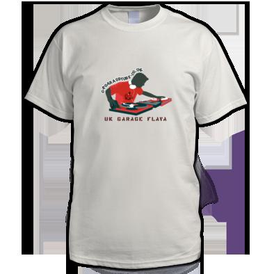 UKG Flava Logo Men's Tee