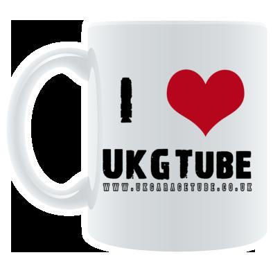 I Love UkGTube Mug