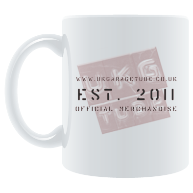 Official Merchandise Logo Mug