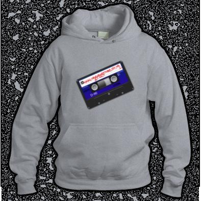 UKGTube Cassette Logo Unisex Hoodie (Colour)