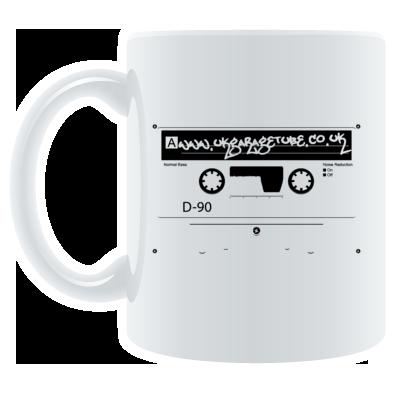 UKGTube Cassette Logo Mug