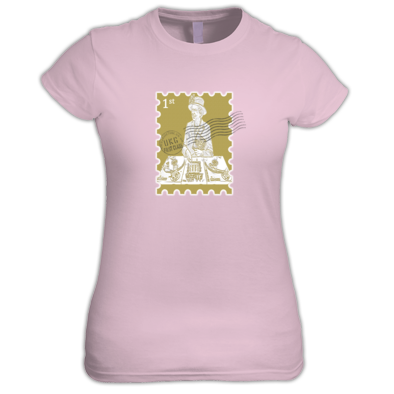 Stamp Logo women's Tee