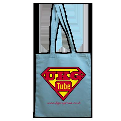 Super UKG Logo tote