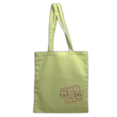 Official Merchandise Logo Tote