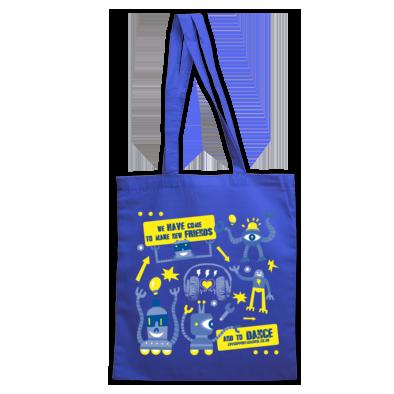 LSM Robo-T Bag