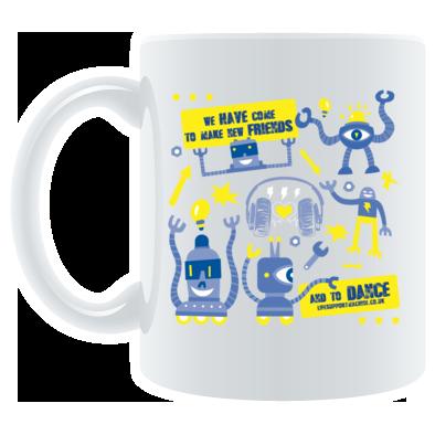 LSM Robo-T Mug