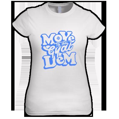 Move To The GyalDem T-Shirt