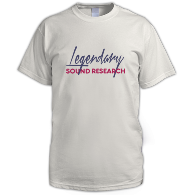 Legendary Sound Research Tee