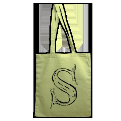 Sems Tote Bags Logo White