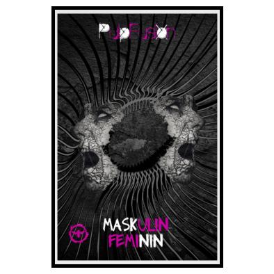 PulpFusion Maskulin Feminin Poster