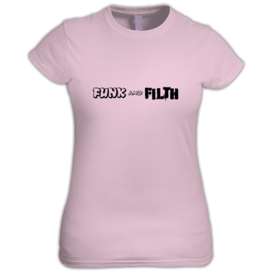 Funk and Filth Side Logo Women's