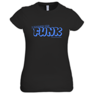 I Brought The Funk - Women's T-Shirt