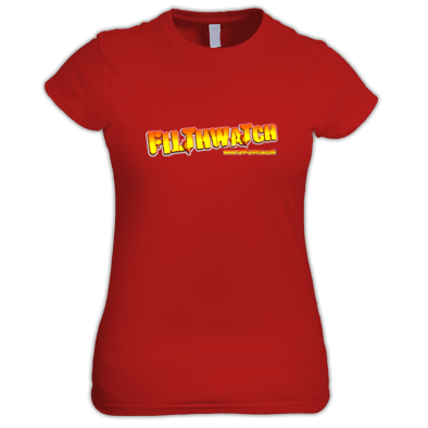 Filthwatch Women's T-Shirt