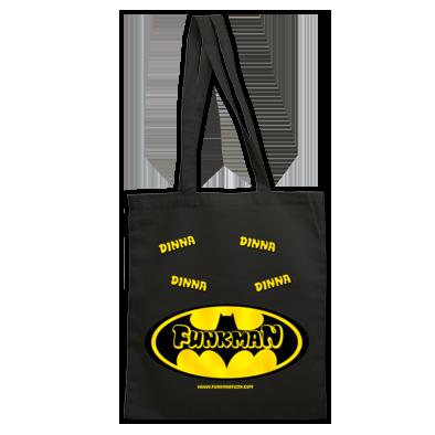 Dinna Dinna Funkman! - Bag