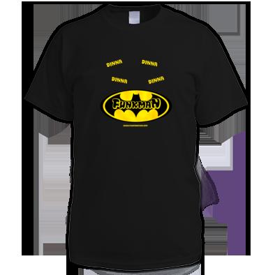 Dinna Dinna Funkman! - Men's T-Shirt