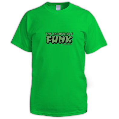 The Incredible Funk - Men's T-Shirt