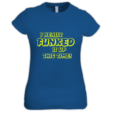 IRFIUTT Tee - Ladies