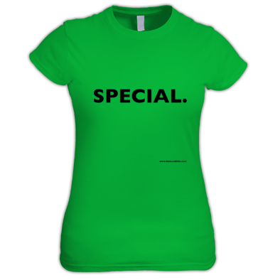 Special. Women's T-Shirt