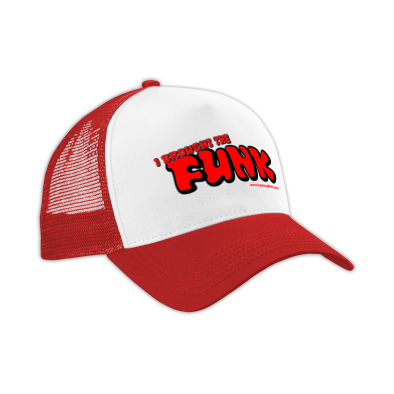 I Brought The Funk - Red - Cap