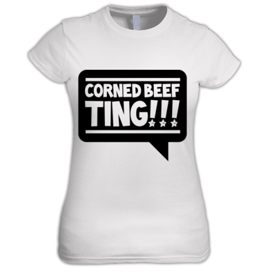 """Corned beef ting"" - Female"