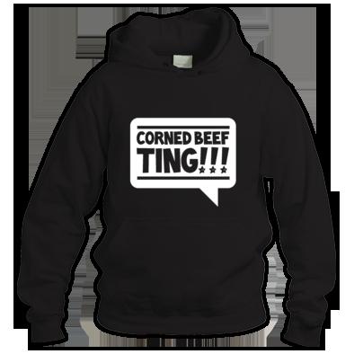 """""""Corned beef ting"""" - Hoodie"""