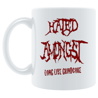 Hated Amongst Long Live Grindcore Logo
