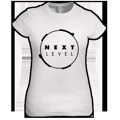 Next Level White Logo