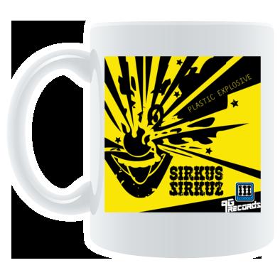 Sirkus Sirkuz Plastic Explosive Mug
