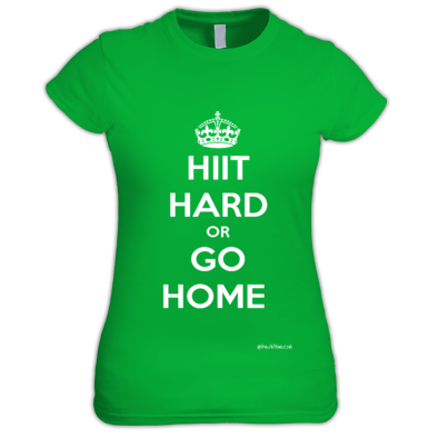 HIIT HARD - Women