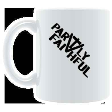 Partly Faithful - TV Text