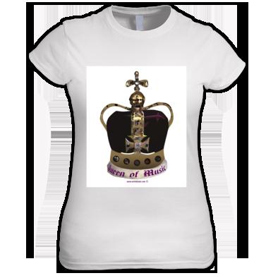 Queen of Music Crown
