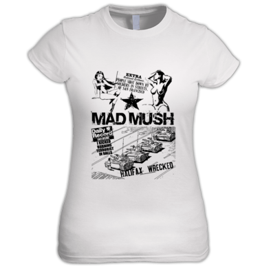 Mad Mush Ladies Shirt