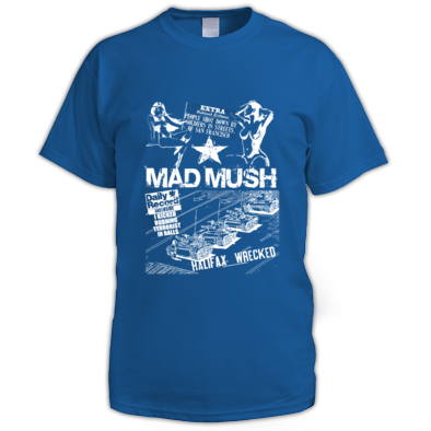 Mad Mush Men's Shirt
