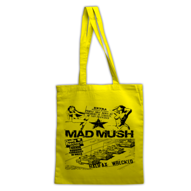 Mad Mush Shopping Bag